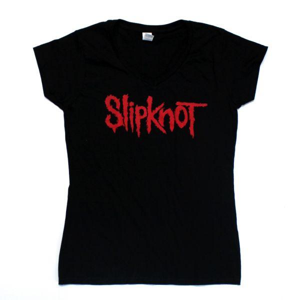 Logo Black Ladies Tshirt