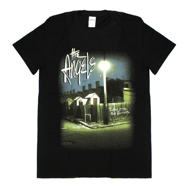 Take It To The Streets Black Tshirt