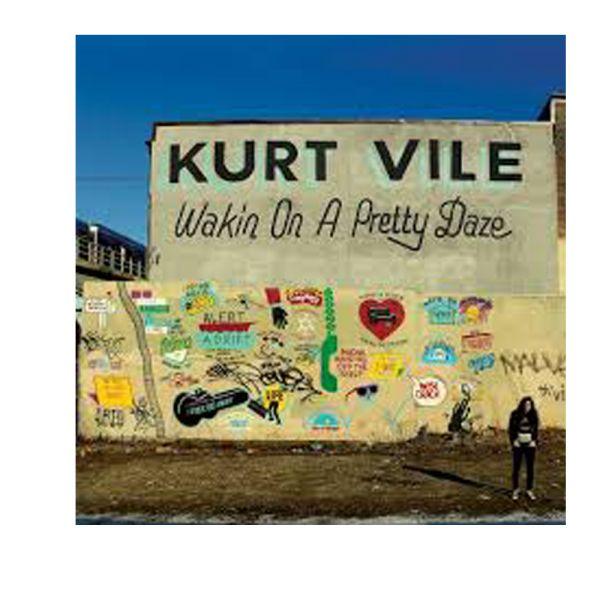 Walkin' on a Pretty Daze - LP (Vinyl)